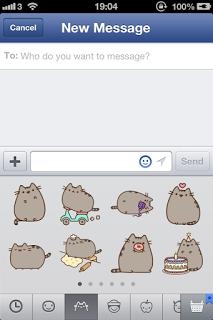 [教學] 把Facebook的可愛 icon 轉到微信用