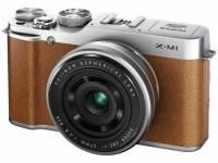 富士發表 X-M1 相機,標榜目前最小 X 鏡頭接環相機