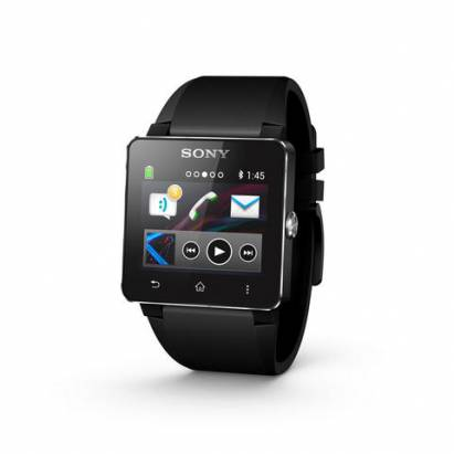 Sony 發表 SmartWatch 2 ,加入防水與 NFC 機能