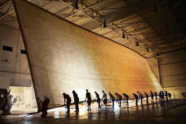 世界最大相機拍出世界最大照片