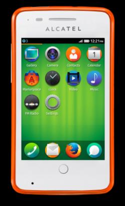 América Móvil 開始發售 Firefox OS 智慧型手機