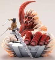 寫實超REAL!《進擊的巨人》超擬真轉蛋登場!