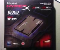 Kingston HyperX SSD 擺脫漫長等待的載入