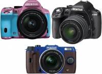Pentax 發佈新款數位單眼 K-50 與 K-500,超輕巧型無反 Q7 也跟著登場
