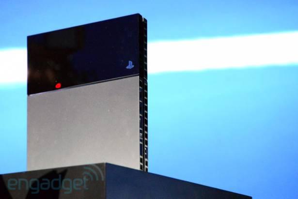 Sony PlayStation 4 動眼看