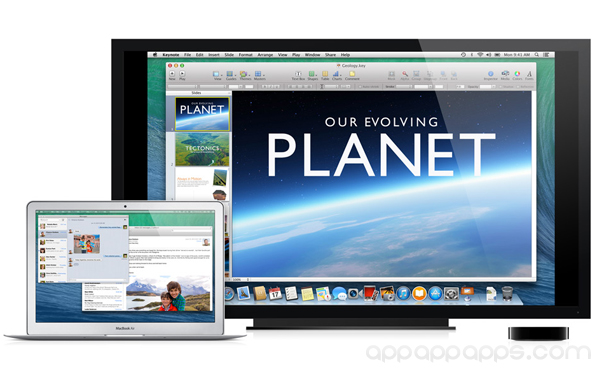 WWDC 2013:新一代 Mac 系統 OS X Mavericks,新設計風格,實用新功能