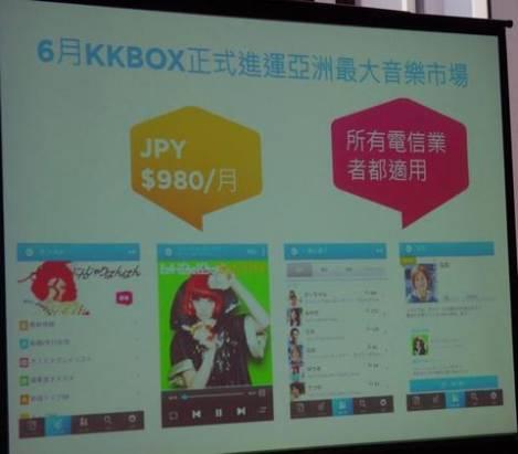 從 KKBOX 的模式看數位音樂訂閱以附加價值創造更多商機