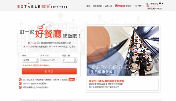 台灣團隊進軍亞洲!EZTABLE易訂網年底揮軍北京、曼谷