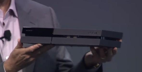 PS4 正式發佈機身設計,要價399美元!