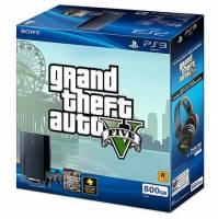 Sony 發佈 GTA V 特別版耳機及 PS3 主機套裝,9 月 17 日以 US$299 發售