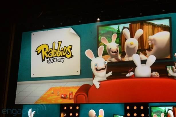 Ubisoft 宣佈 Rabbids Invasion「互動電視節目」將登陸 Xbox One