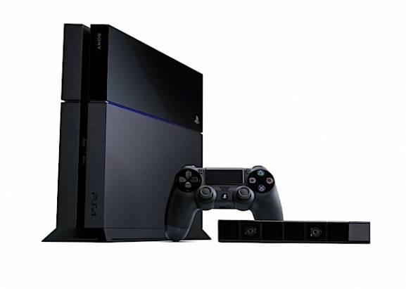 PlayStation 4 主機終於在 E3 舞台現真身!