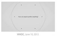 Apple WWDC 2013 keynote 的全程錄影已經可以觀看了