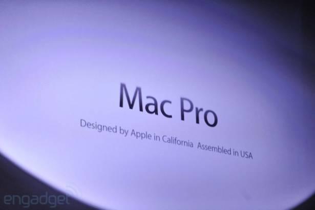 Apple 正式宣佈 Mac Pro 將在美國生產
