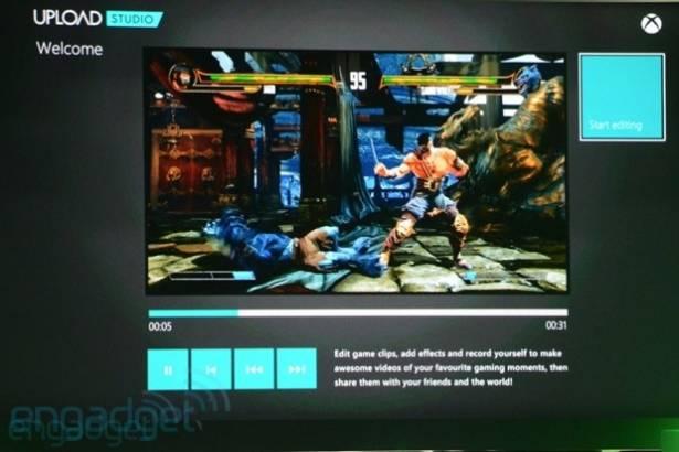 Xbox One Upload Studio 讓你分享遊戲影片,Twitch 則可串流