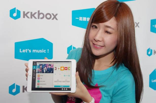高音質、智慧點歌與龐大音樂庫, KKBOX 搶攻亞太數位音樂訂閱市場