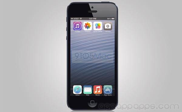 iOS 7 發表前重大流出:全新字體,圖示,兩種顏色模式及更多