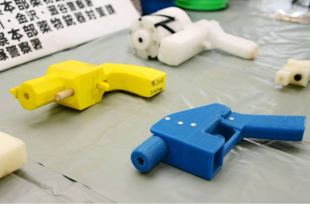 3D 打印機不要亂玩: 日本有人貪玩印了這個就被抓 [影片]
