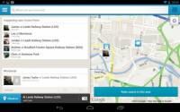 Foursquare 推出平板 UI,但得到的不是 iPad,而是 Android