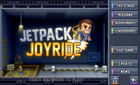 Jetpack Joyride 終於登陸 Windows Phone 8 了