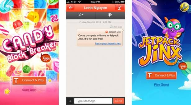 Tango 推出社交平台 SDK,將其整合到其他 App 上