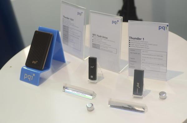 Computex 2013:PQI展出多個創意隨身碟