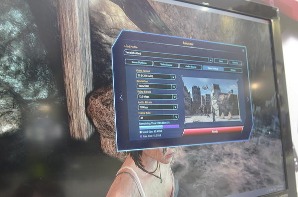 Computex 2013:圓剛科技展出高畫質影片分享設備「易錄盒C875-Live Gamer Portable(LGP)」
