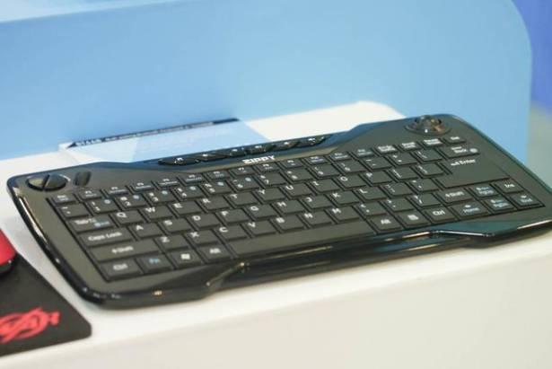 Computex 2013:新巨藍牙一對多滑鼠