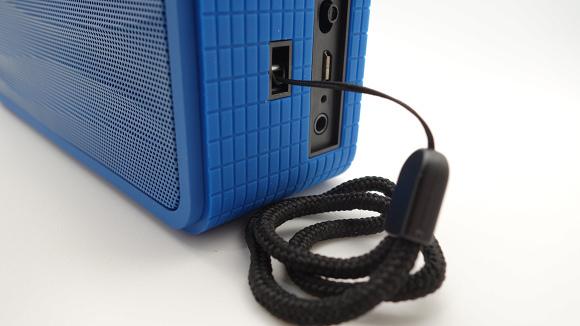 【邀測】DIVOOM BLUETUNE 時尚超豔麗藍牙無線喇叭三連發