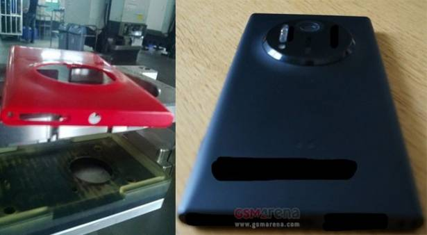 海量的疑似 Nokia EOS 手機照片流出,有 PureView 808 那樣的大鏡頭