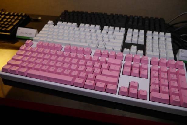 Computex 2013:Ducky 第三代背光式機械鍵盤登場