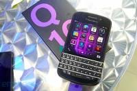 BlackBerry Q10 正式在香港推出,售價達到 HK$6 388