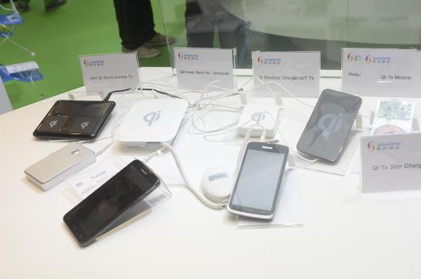 Computex 2013:關於qi的無線充電
