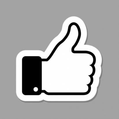 在臉書發文不是為了分享,純粹因空虛寂寞覺得冷...