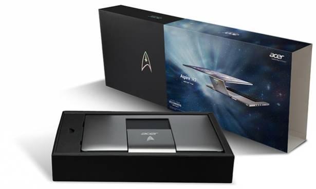 宏碁與派拉蒙合作,推出 Star Trek 特別版 Aspire R7