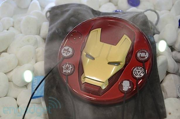 Iron Man MagHub Charging Station 動眼看,中國大陸與香港即將發售