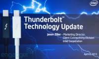 Intel 確認將於今年推出 Thunderbolt 2 產品