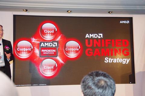 Computex 2013 : 不光硬體, AMD 以四大生態鍊提供一流遊戲圖形體驗