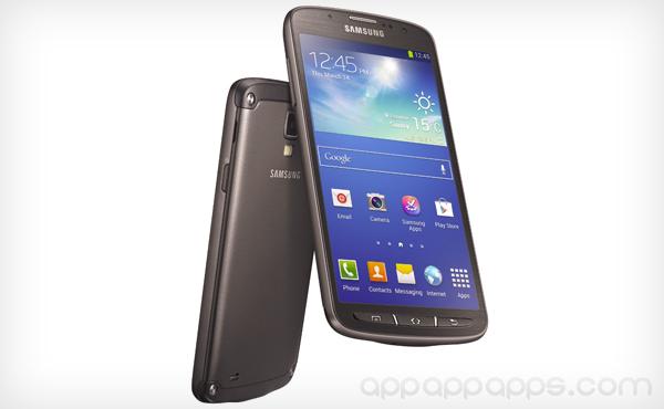 Galaxy S4 Active 正式公佈:防水防塵加強版 S4