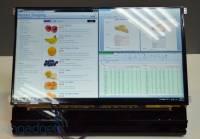 Sharp 展出筆電用 14 與 15.6 吋高解析度 IGZO 面板