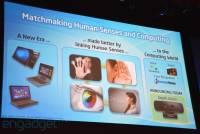 Intel 發表電腦感知系統,將提供更直覺的操控體驗