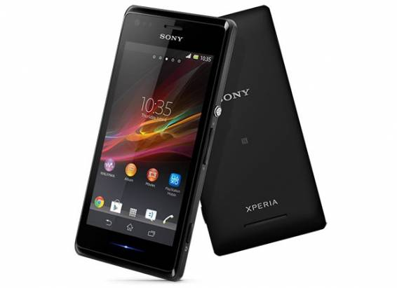 Sony 正式發表 Xperia M:4 吋 FWVGA 螢幕、雙核心 1GHz 處理器、500 萬畫素相機