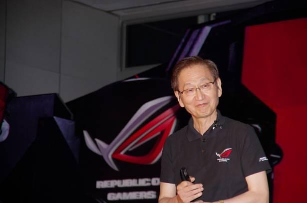 Computex 2013 :施崇棠親臨 ROG 發表會,首張 ITX ROG 主機板 Impact 亮相