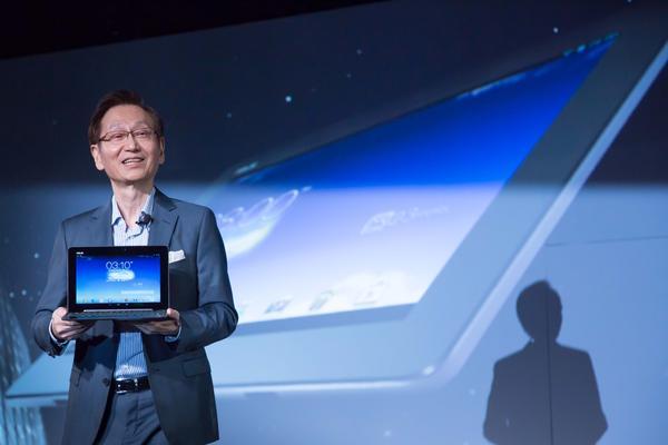 Computex 2013:華碩推出最高階的Android平板ASUS Transformer Pad Infinity,有著2560 x 1600解析度