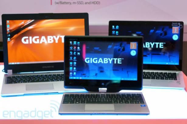 Gigabyte 推出 P35、P34、U21 三款 Haswell 筆電新品,覆蓋多個領域