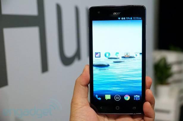 Acer Liquid S1 中文動手玩