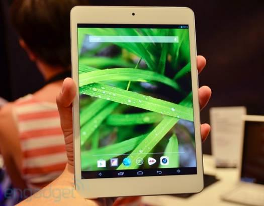 這是 iPad Mini!?是 MSI 的 Primo 81 啦