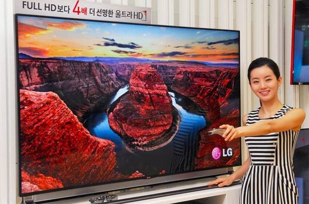 LG 旗下 55 吋及 65 吋 4K 電視的南韓定價公佈