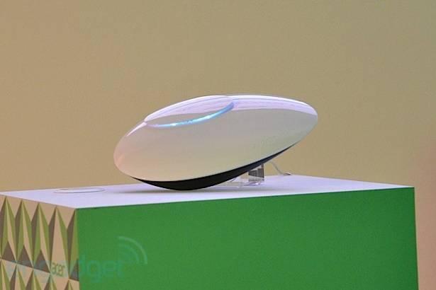 Acer 發表長得像幽浮的神祕裝置「Orbe」,其實是個 NAS