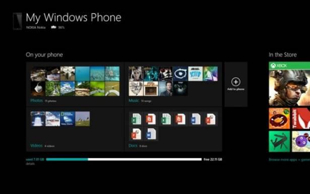 為 Modern UI 而設的 Windows Phone app 加入文件同步和檢視功能